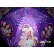 Violetta-paraguas Infantiles Para Las Princesitas!!!