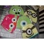 Gorros Al Crochet Infantiles Personajes Varios