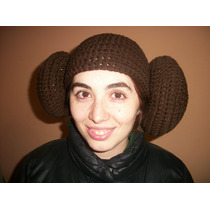 Gorra De Star Wars Princesa Leia