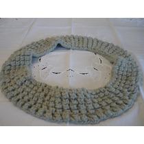 Bufanda Infinita Al Crochet