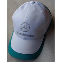 Mercedes Benz Gorras Diseño Competición