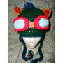 Gorro Tejido Al Crochet Teemo League Of Legends