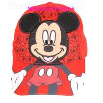 Gorra Con Vicera Mickey O Minnie 3d