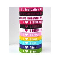 Super Combo 97 Artículos 1d One Direction Pulseras Anillos