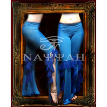 Pantalones Para Danza Arabe Belly Dance Bucle