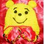 Gorro Winnie Pooh Al Crochet
