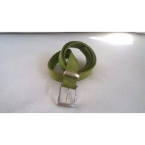 Cinturon Cinto Cuero 100% De 85cm A 95cm
