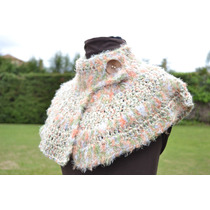 Cuello/tejido/crochet/tejido