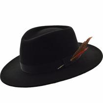 Sombrero Australiano Fieltro Compañia De Sombreros 614088-02