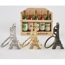 Llavero Torre Eiffel - Aleación De Metal - Envío Gratis