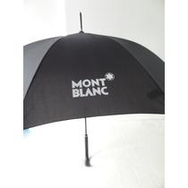 Paraguas Mont Blanc Original Importado
