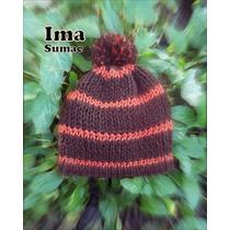 Gorros De Lana En Crochet