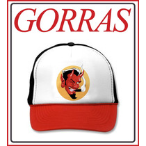 Gorra Trucker Camionera Sublimadas Coop Old School Mayorista