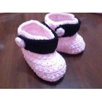 Botas Crochet Abrigadisimas