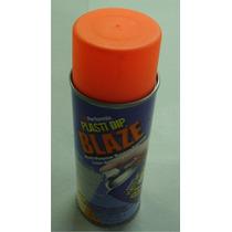 Plastidip Naranja Fluor Vinilo Liquido Aerosol De 311gr Plnf