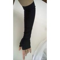 Mitones(guantes Sin Dedos) D Lycra Adultas Varios Colores