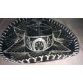 Espectacular Sombrero Mexicano Estilo Mariachis Color Negro