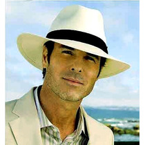 Sombrero Panama Paja Toquilla Original Miscellaneous By Caff