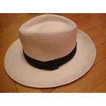 Sombrero Canchero Tipo Panamá
