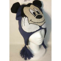 64 Gorros Tejido Mickey Sofia Doc Monster Barbie Shop Eleven