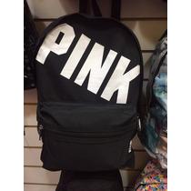 Mochila Campus Large Pink Victoria Secret