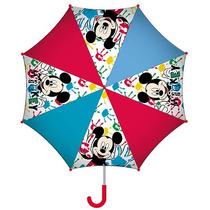 Paraguas Infantil Mickey Mouse Licencia Original