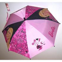 Paraguas Barbie Licencia Original Danielhds