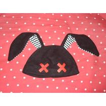 Gorro Kawaii Orejas De Conejo