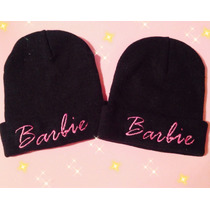 Gorro Beanie Barbie Precio X Unidad