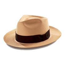 Sombrero Panama Original Australiano Sombreros Mujer Hombre