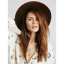 Sombrero Australiano En Cuero Engrasado, Zamyamy