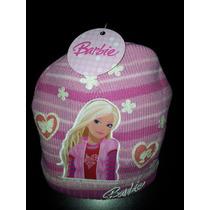 Gorro Barbie Bordado- Con Licencia-