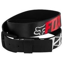 Cinturon Fox De Cuero Given Belt Cinturones Cinto Hombres