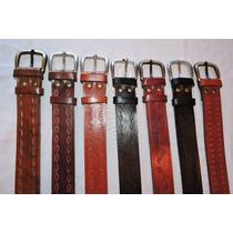 Cinturones De Cuero Todos Los Talles Y Medidas