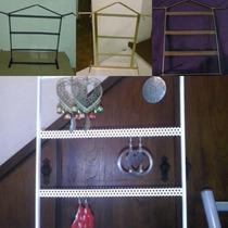 Oferta!!! Exhibidor Y Organizador Porta Bijouterie Completo