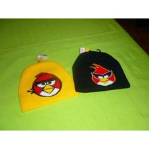 Gorro Lana Angry Birds