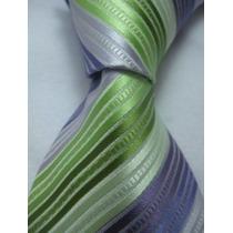 Corbatas Seda Las Grandes Marcas Todas Tejido Jacquard #8888