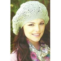 Tejidos Artesanales A Crochet: Boinas