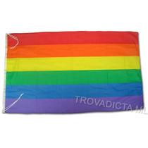Bandera Diversidad Arcoiris Orgullo Gay Hermosas Gigantes!!