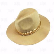 Sombrero Fedora Desestructurado De Invierno Estilo Vintage