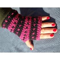 Mitones Crochet!!!!
