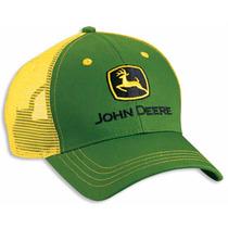 Gorra John Deere Con Licencia Original De Usa