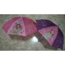 Paraguas Infantil Violetta, Producto Original, Imperdible