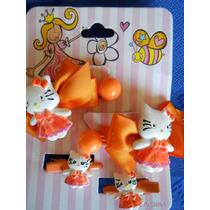 Set Colitas Kitty