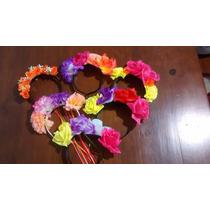 Vincha Flores Cotillon Casamientos 15 Años