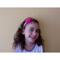 Vincha Tejida A Crochet Accesorio Para Nenas