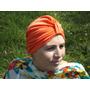 Turbantes Oncológicos - Ideal Para Quimiotérapia