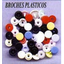 Broches Plásticos 15/13 X500u