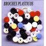 Broches Plásticos 15/13 X1000u