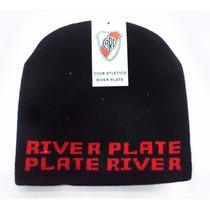 Gorro Lana River Plate